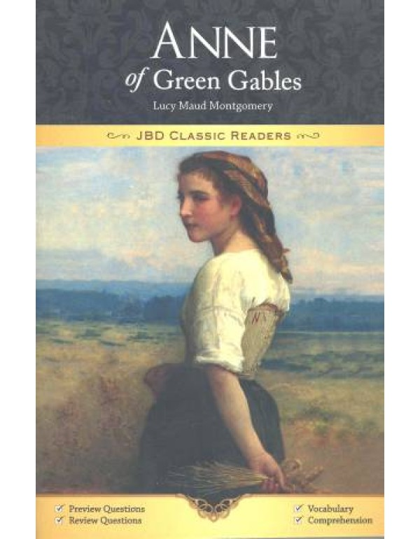 CLASSIC READERS ANNE OF GREEN GABIES