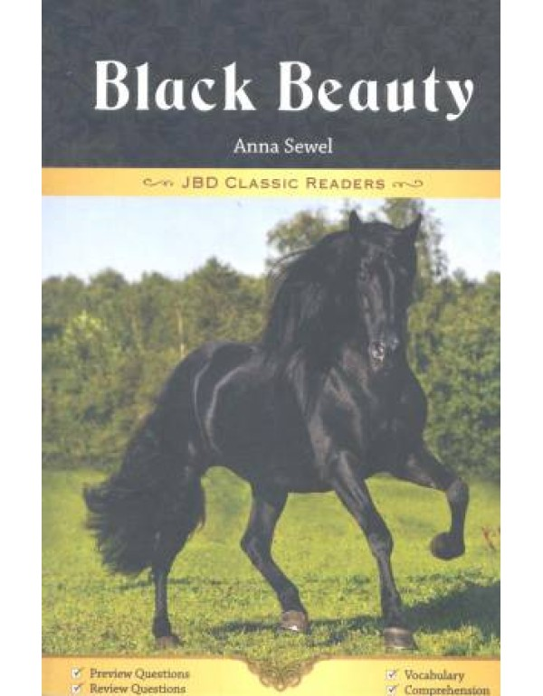 CLASSIC READERS BLACK BEAUTY