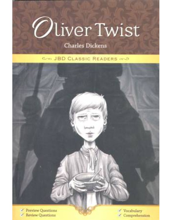 CLASSIC READERS OLIVER TWIST