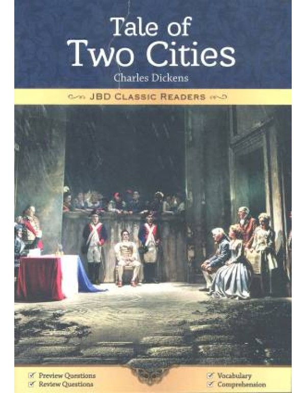 CLASSIC READERS  TALE OF TWO CITIES